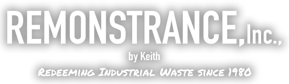 Remonstrance, Inc., by Keith